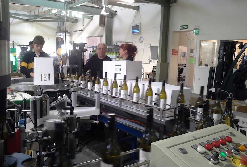 Martinborough Vineyard 26 Rows, Sauvignon Blanc Bottling